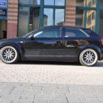 "Audi A3 8P H&R Tiefe Version 19"" BBS Speed Line"