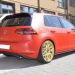 "VW Golf 7 GTI KW Variante 1 19"" BBS RX-R"