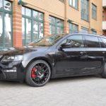 "Skoda Octavia RS KW Street Comfort 19"" BBS HC-R"
