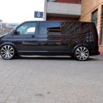 """VW T5 KW Variante 3 22"""" Tomason TN4"""